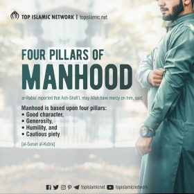 Four Pillars of Manhood