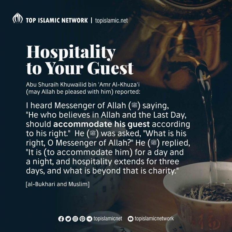 hospitality guest
